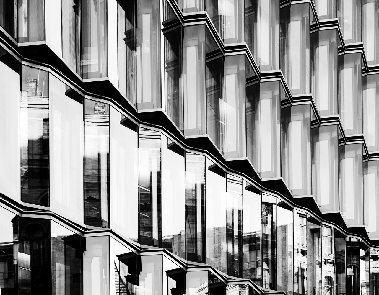 Glassfront by Marc Perino