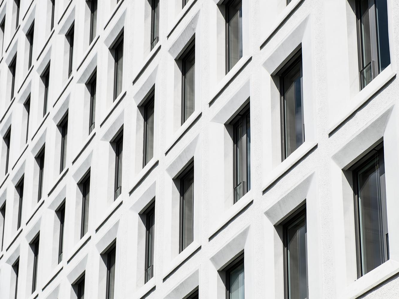 Window pattern by Marc Perino
