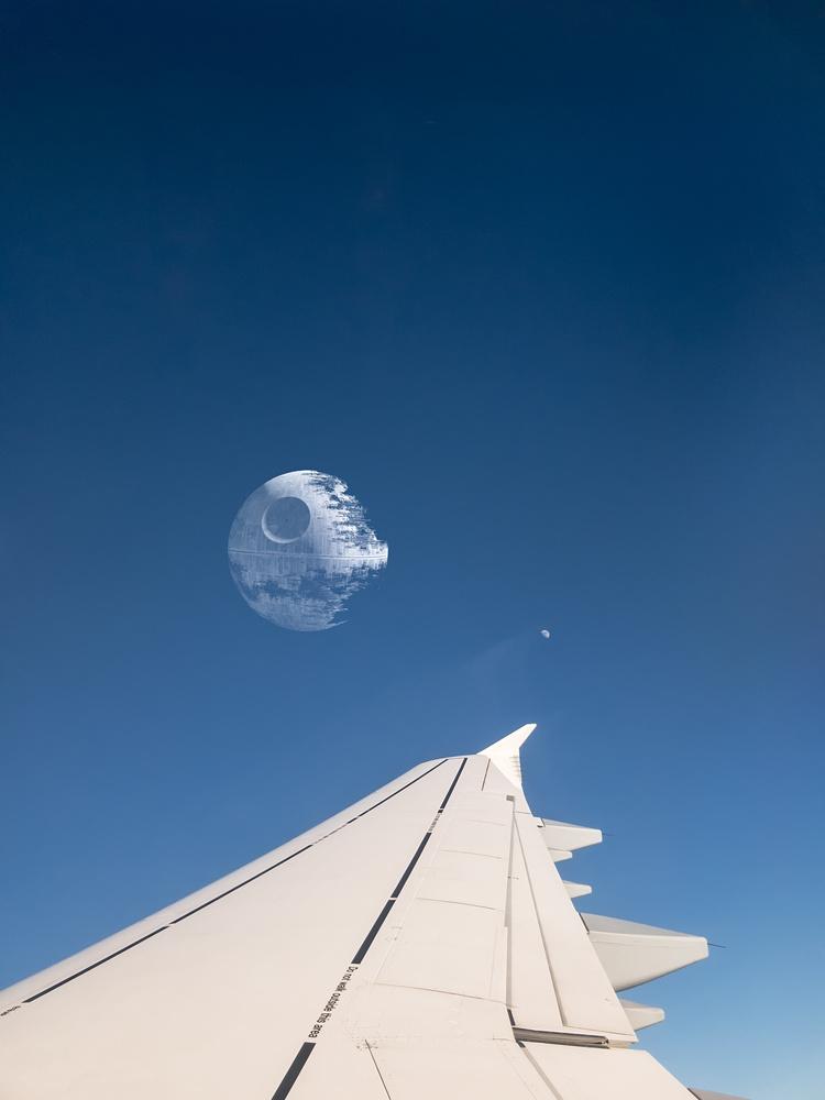 Death Star by Marc Perino