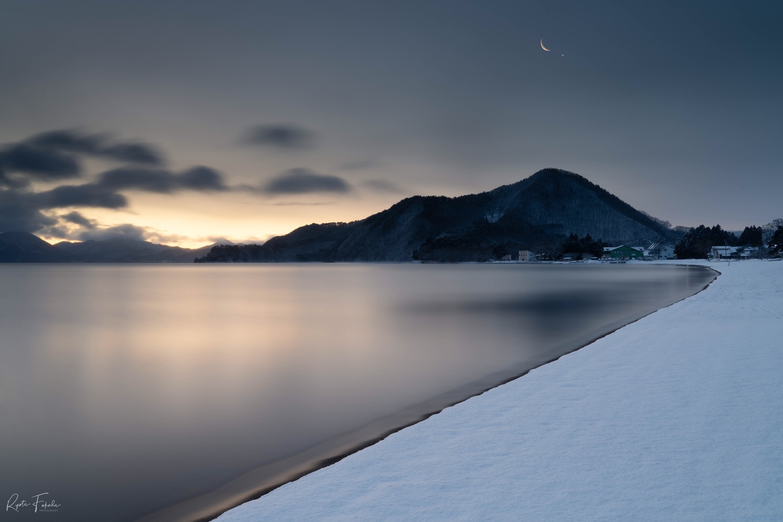 Lake Inawashiro by Ryota Fukuda