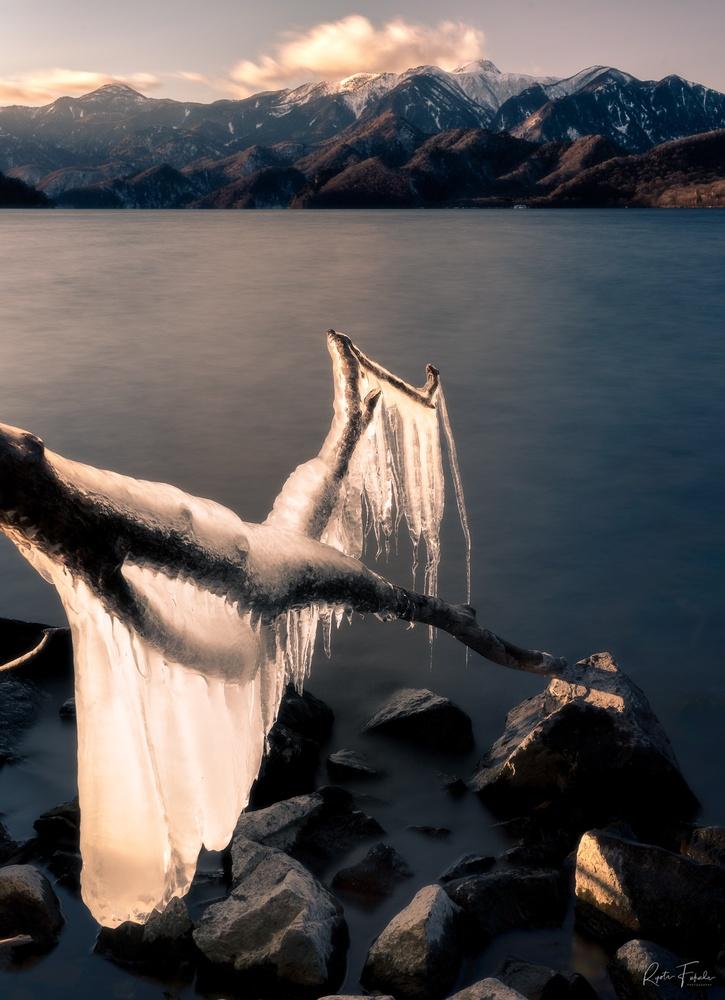 Ice monster Ⅱ by Ryota Fukuda