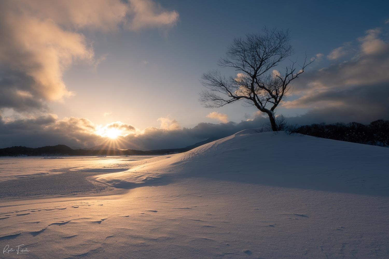 Sunrise by Ryota Fukuda