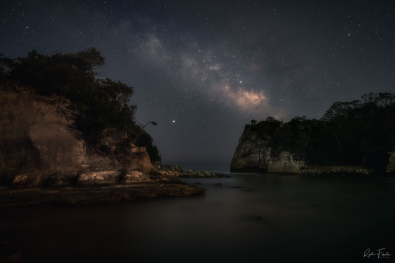 Milky Way by Ryota Fukuda
