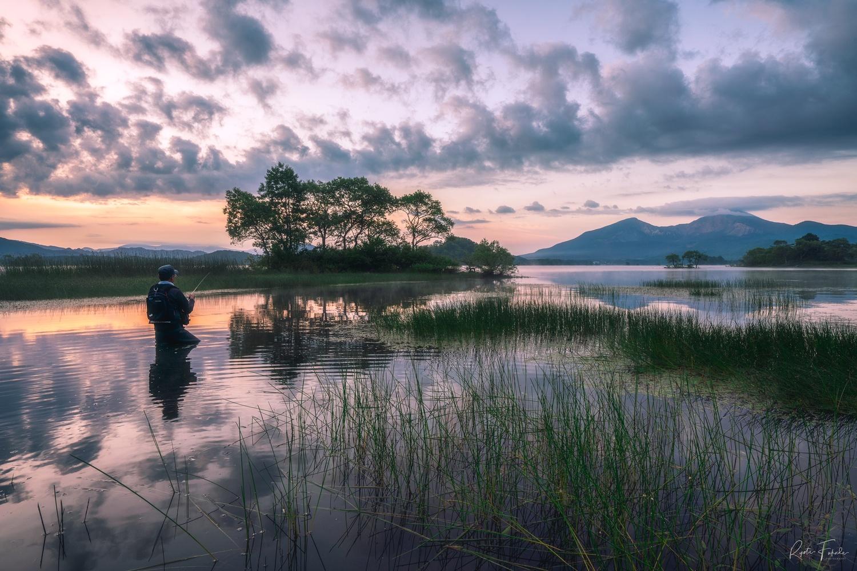 Fishing by Ryota Fukuda