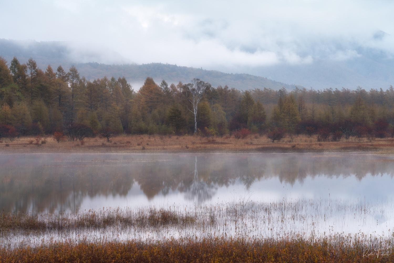 Lake ODASHIRO by Ryota Fukuda