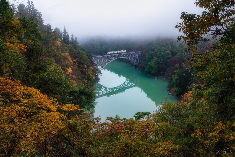 Autumn TADAMI Line by Ryota Fukuda