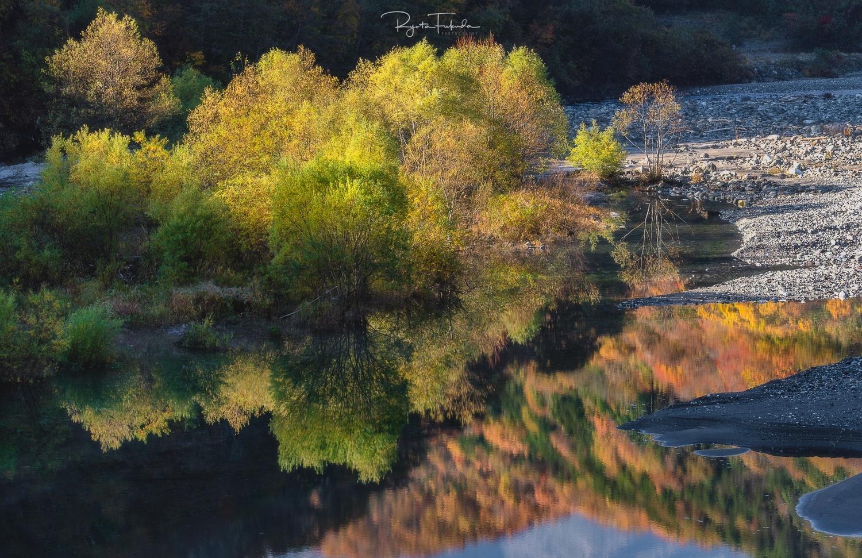 reflection by Ryota Fukuda