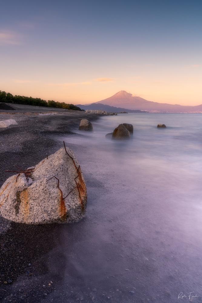 My. Fuji by Ryota Fukuda
