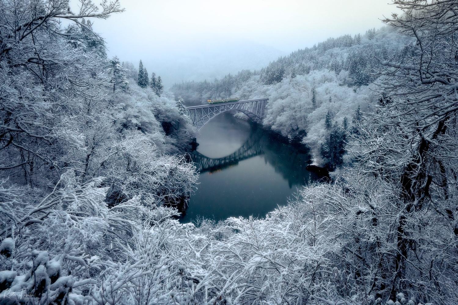 Winter TADAMI line by Ryota Fukuda