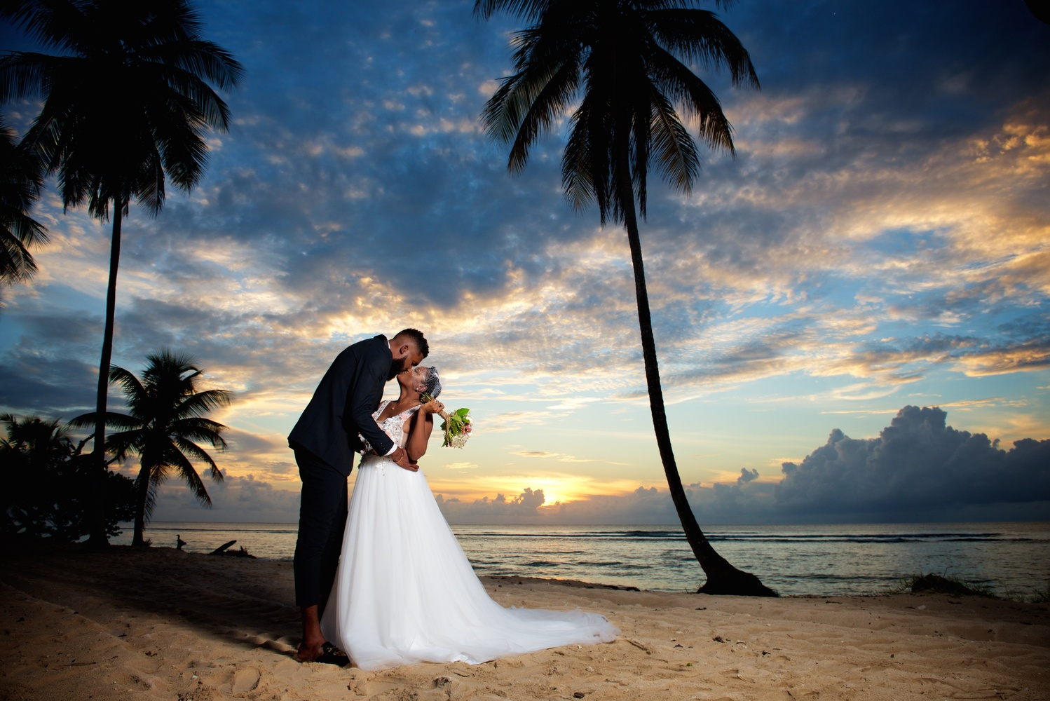 Tobago Beach Wedding by Paul Christopher T