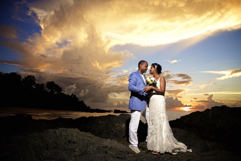 Tobago Beach Wedding by Paul Christopher T