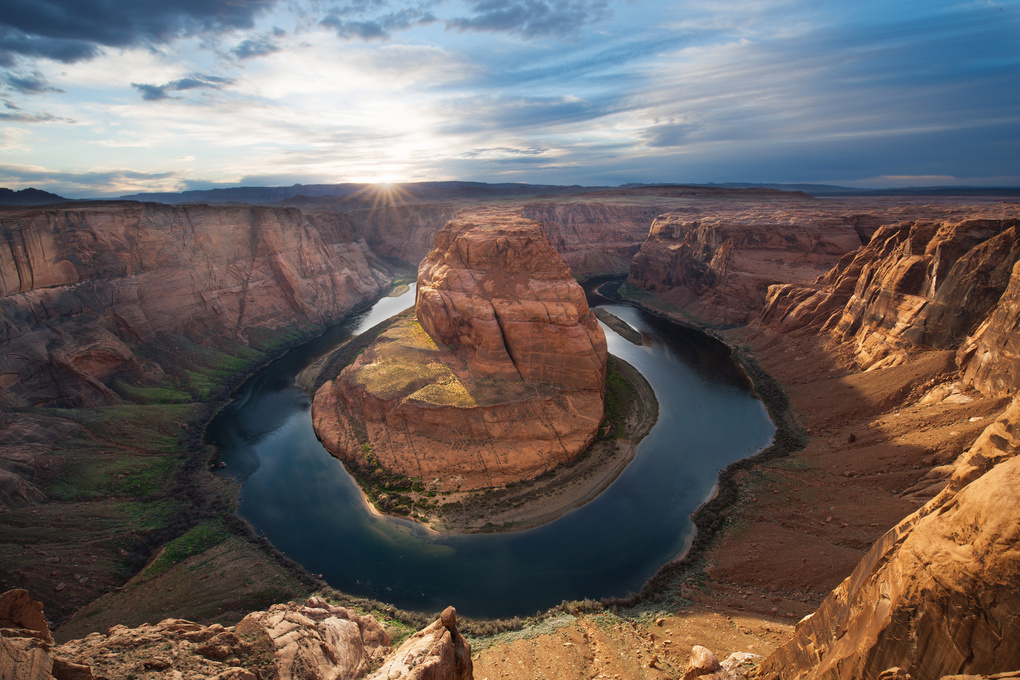 Horseshoe Bend by Richard Rhee