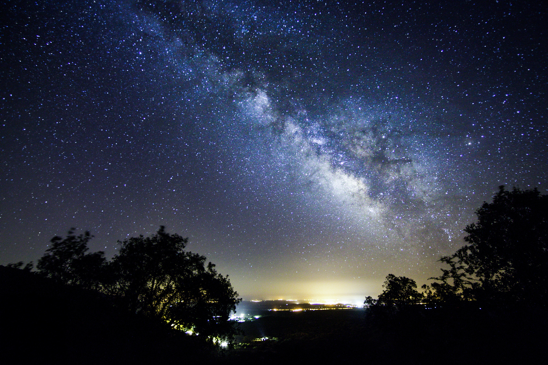 Milky Way above Redondo by Custódio Silva