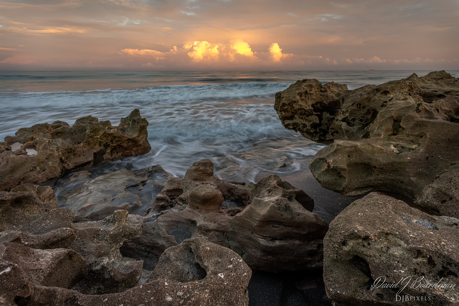 Tequesta, Fl by David Boardman