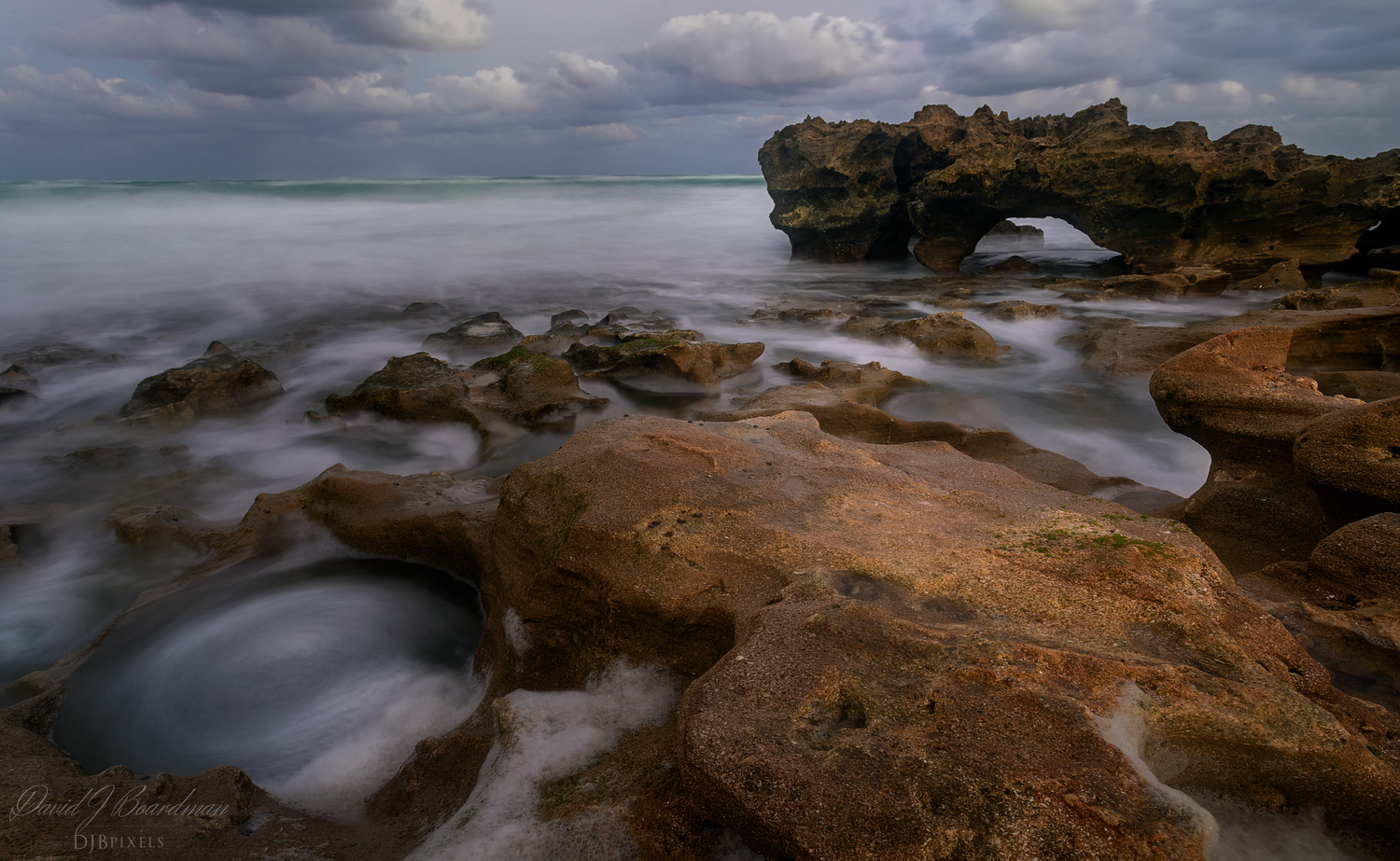Coral Cove, Fl by David Boardman