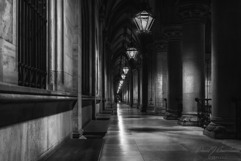 Vienna Old City Hall by David Boardman