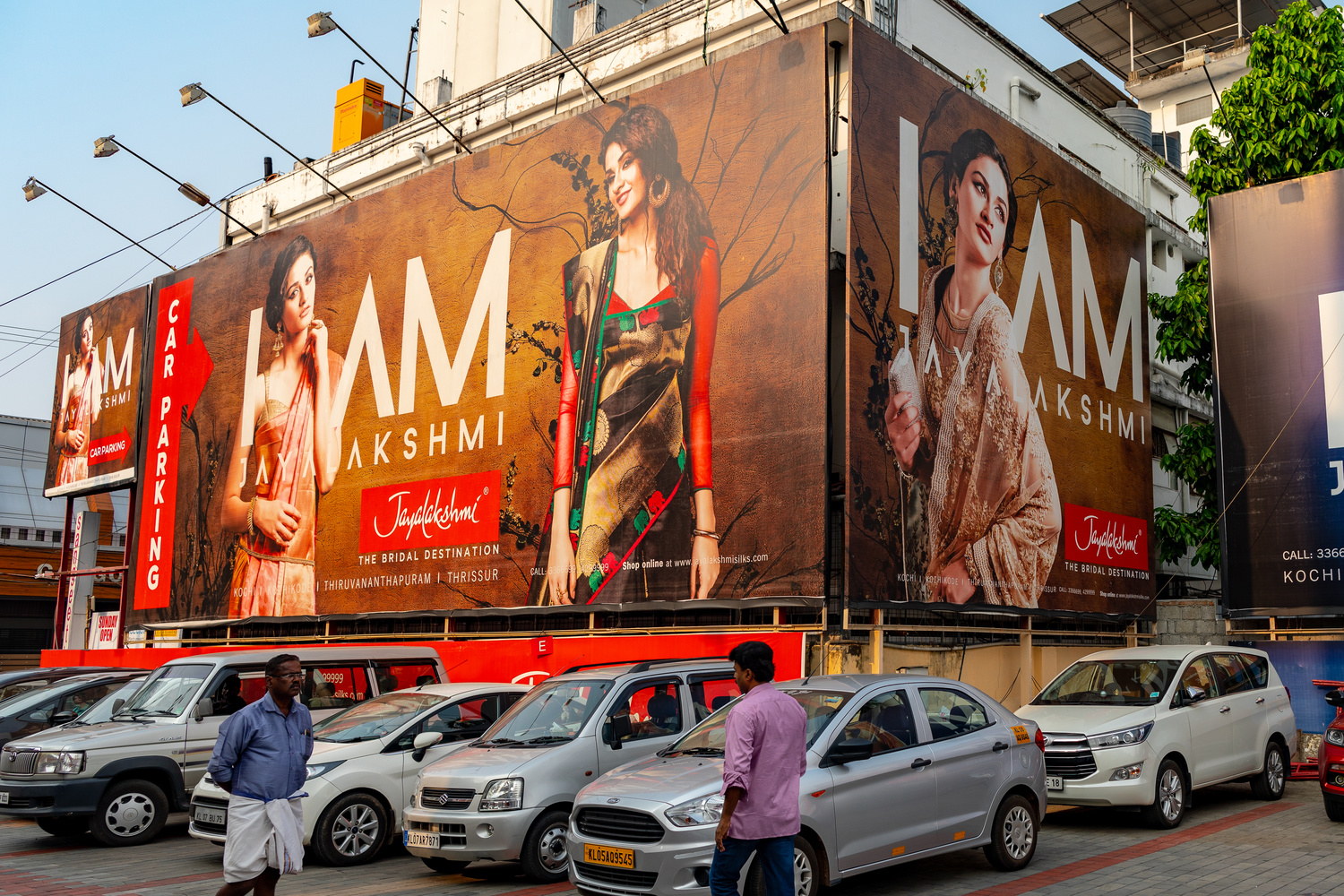 Indian Bill Board by Arvind Vallabh