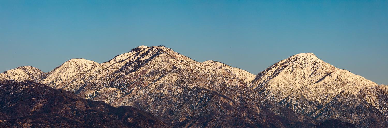 San Berdinao Mountains by Arvind Vallabh