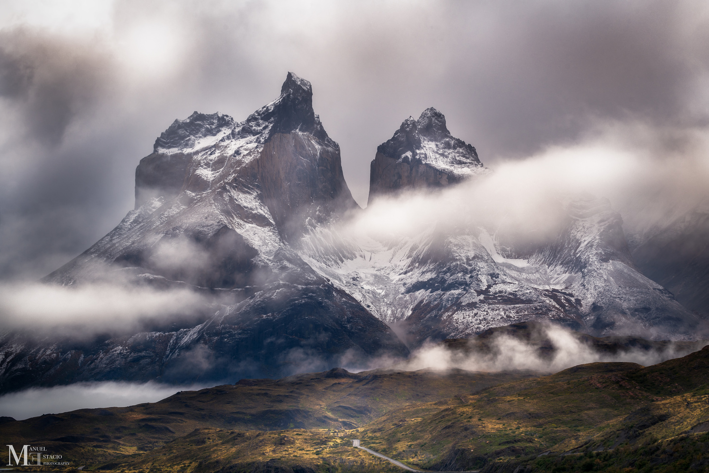 Majestic Unveiling by Manuel Estacio