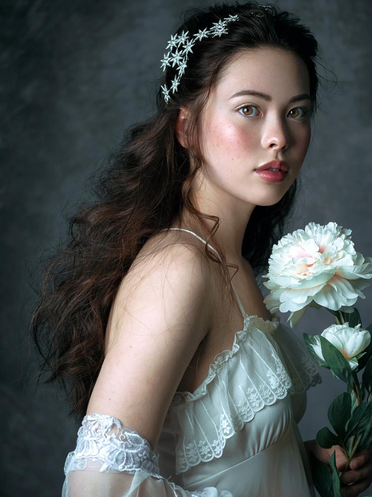 Rebecca by Irene Rudnyk