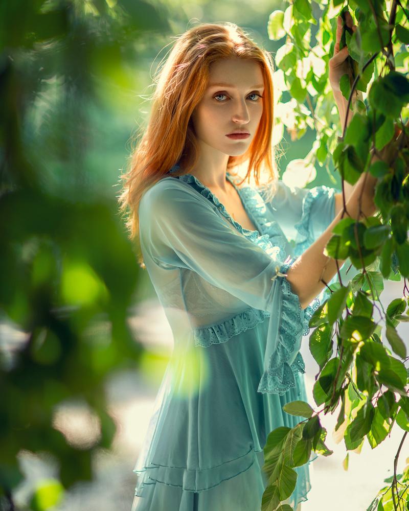 Cyrielle by Irene Rudnyk