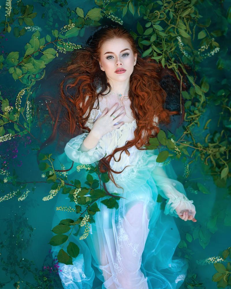Sarah by Irene Rudnyk