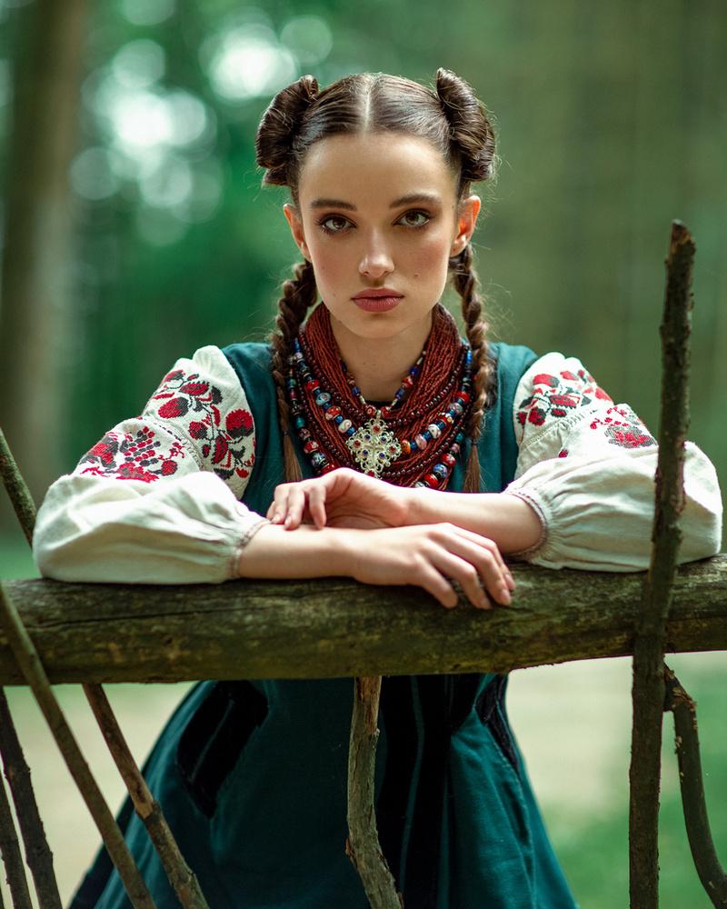 Tonia by Irene Rudnyk