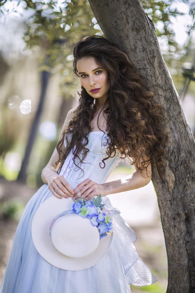 Karina by Irene Rudnyk