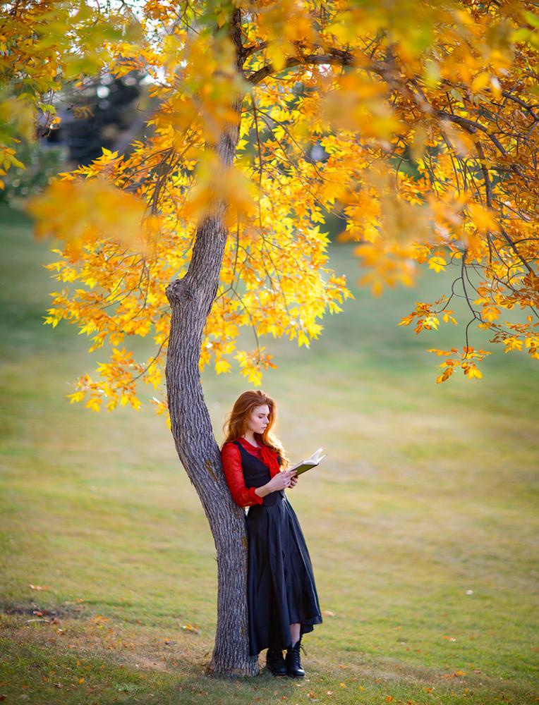 Peyton by Irene Rudnyk