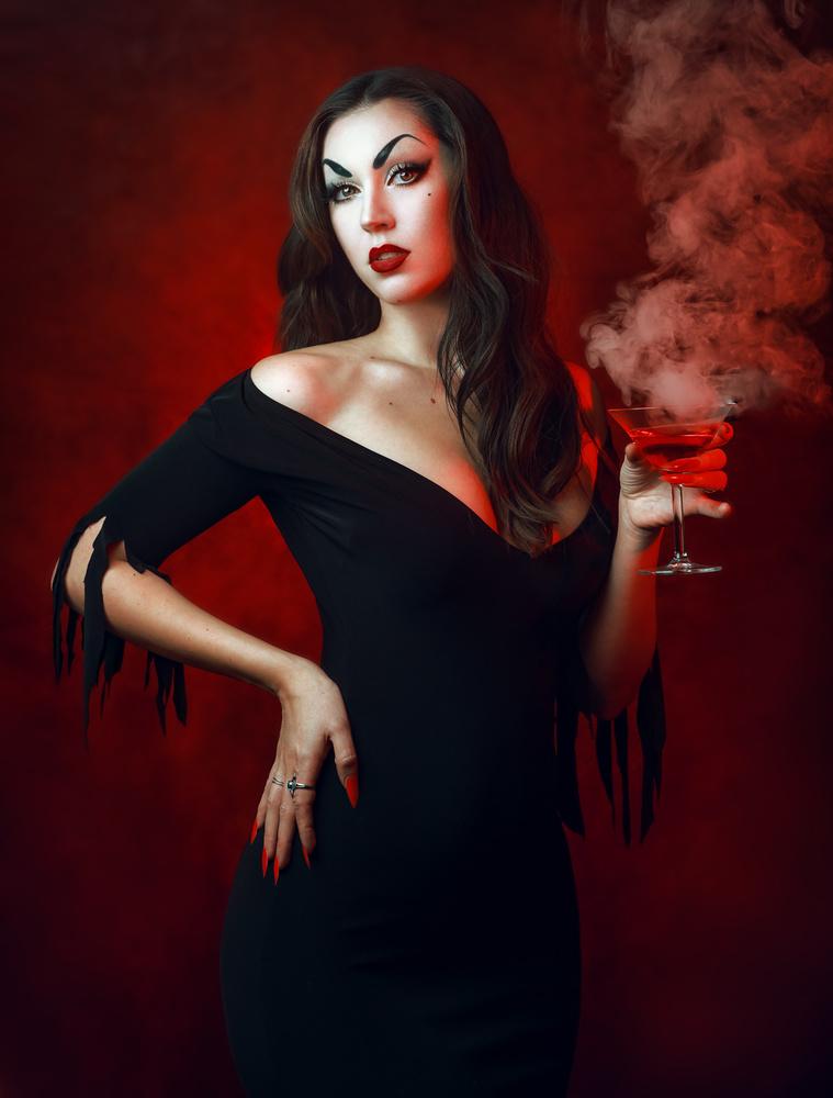 Vampira by Irene Rudnyk