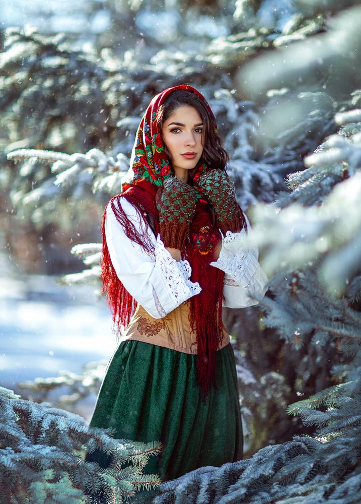 Lesha by Irene Rudnyk