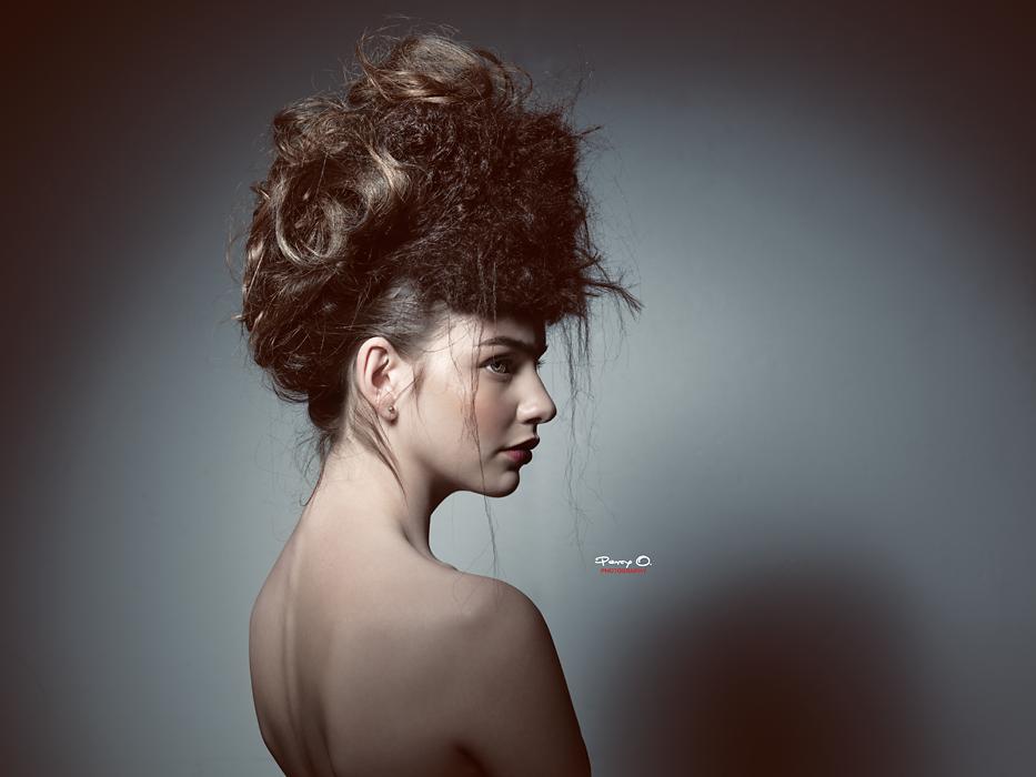 Hair 3 by Percy Ortiz