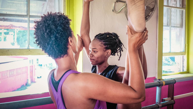 Conception Dance, Grenada by Patrick Whalen