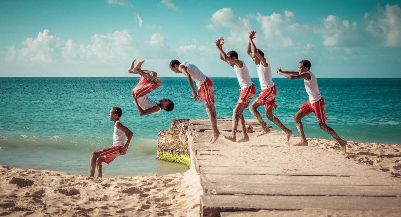 Grand Anse Beach Grenada by Patrick Whalen