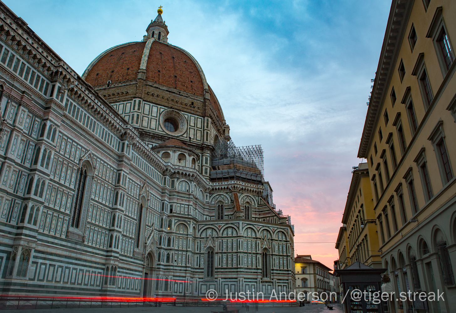 Duomo in the Morning by Justin Anderson