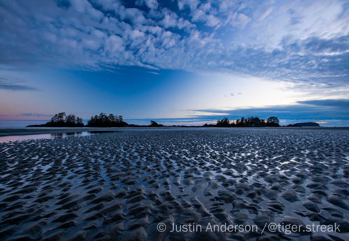 Last Sunset by Justin Anderson