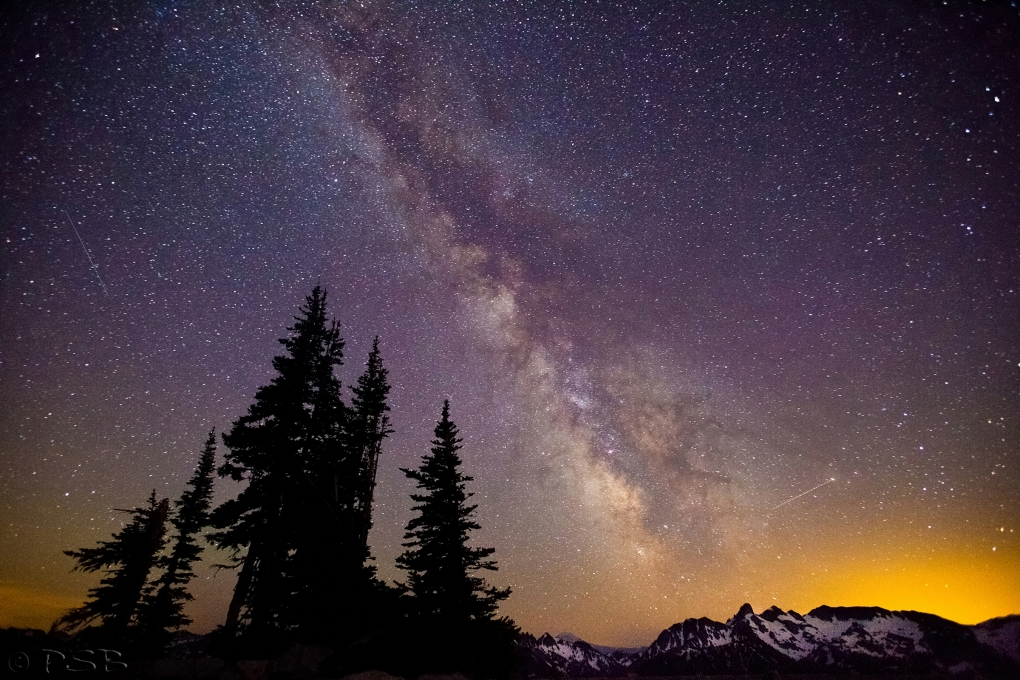 Milky Way by Peter Barta