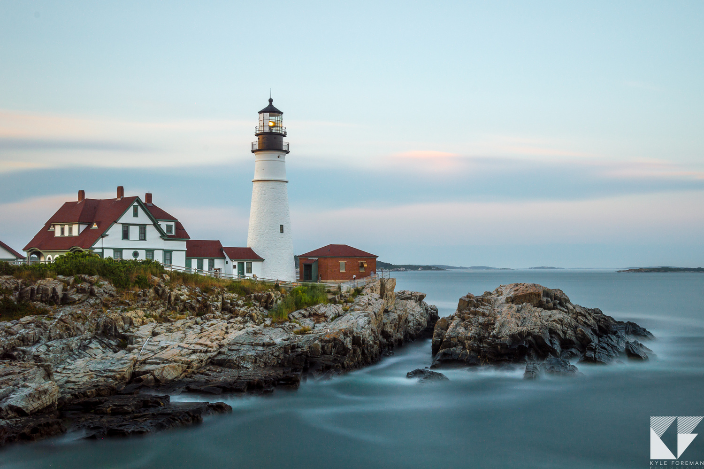 Portland Head Lighthouse by Kyle Foreman