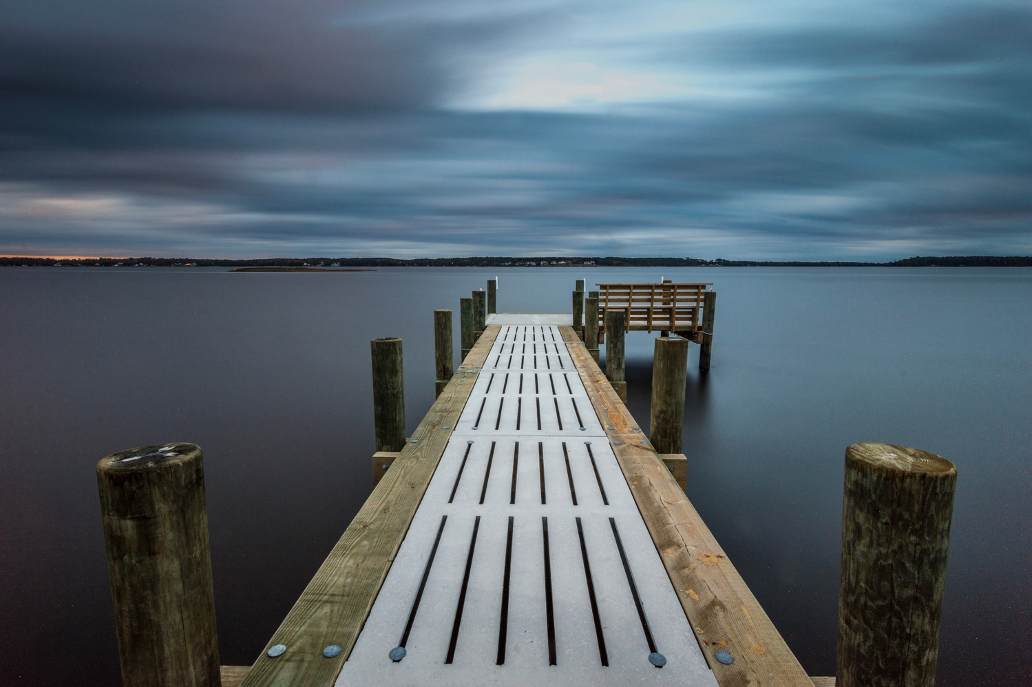 Neighborhood Dock by Kyle Foreman