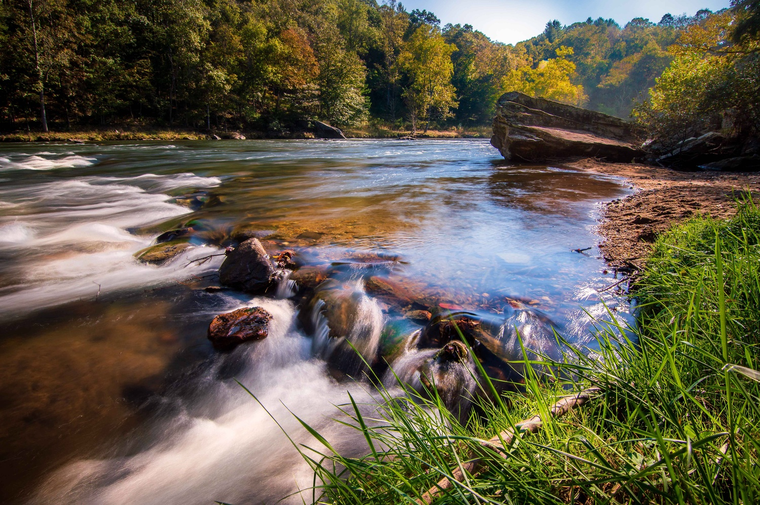 New River by Kyle Foreman