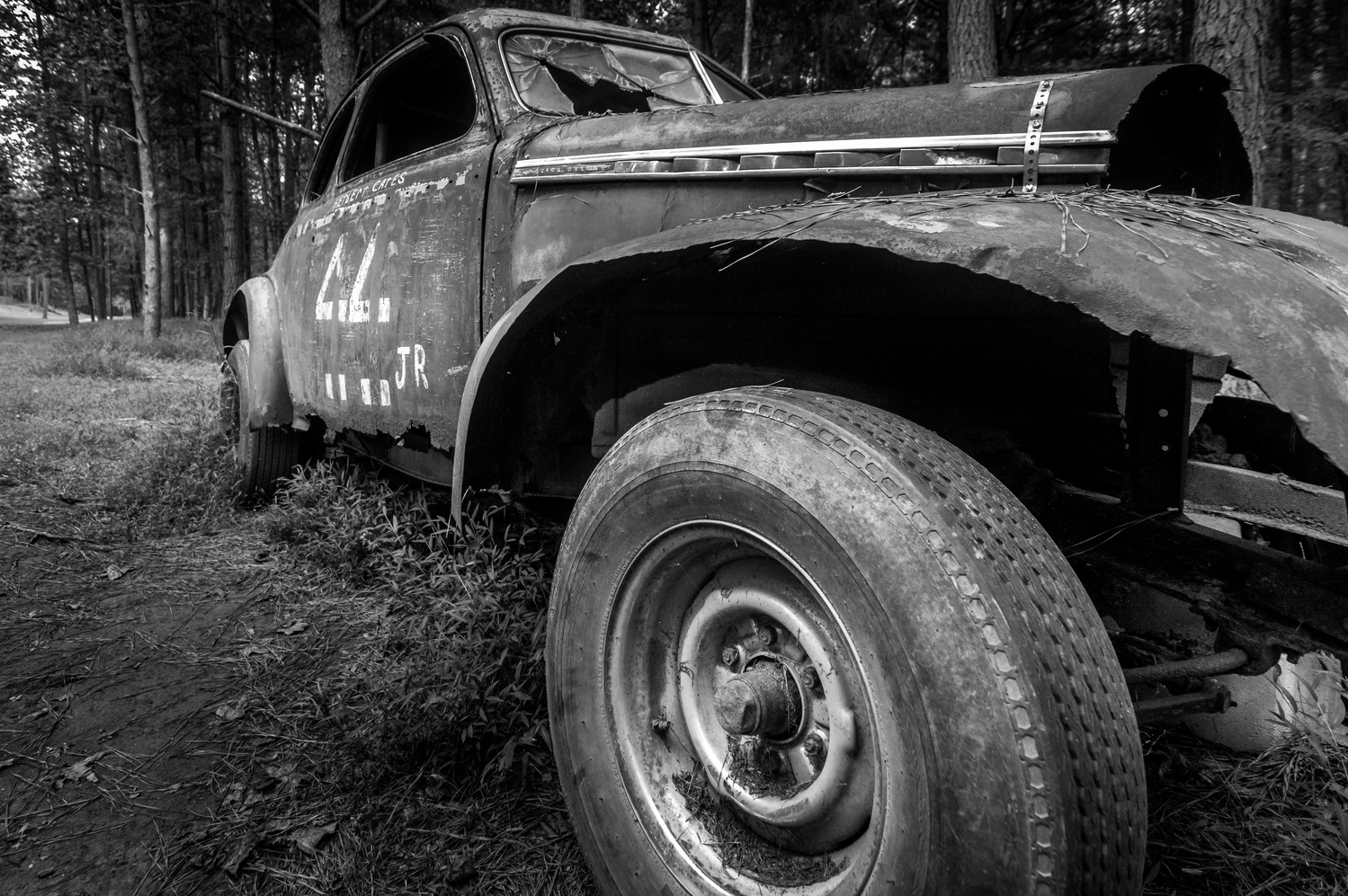 Old Car by Kyle Foreman