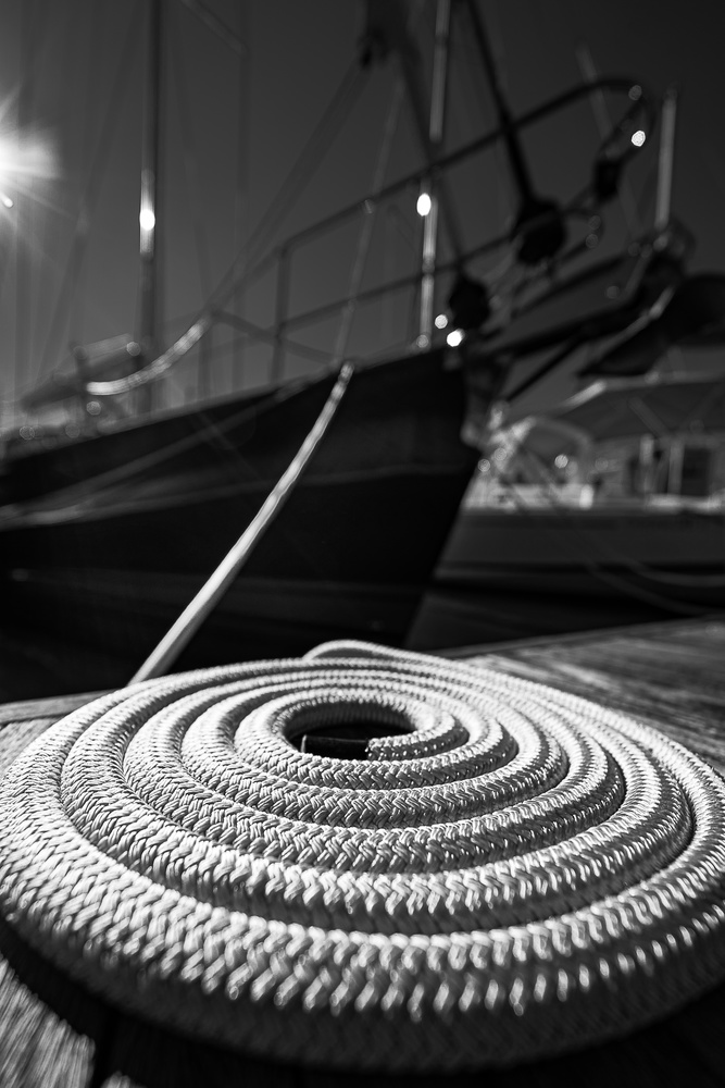 Spiral Rope by Kyle Foreman