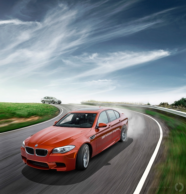 BMW Performance Center by Clint Davis