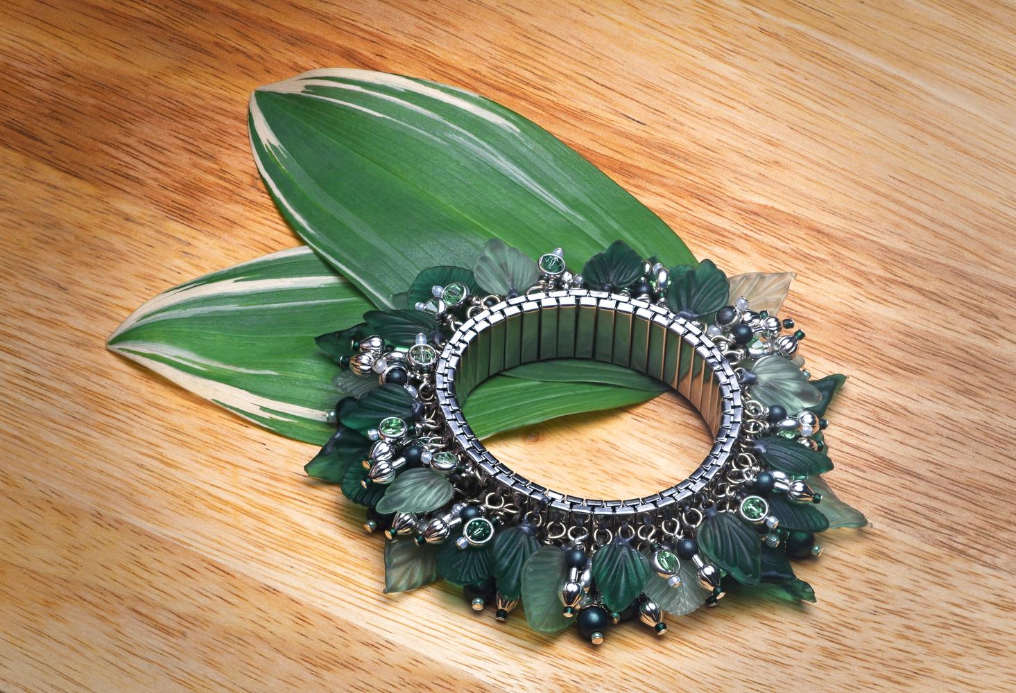 bracelet by Dick Blystone