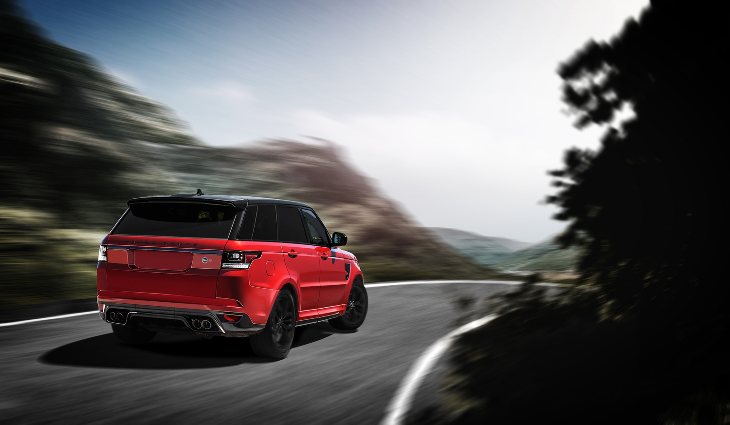 Range Rover Sport  by cam bowers