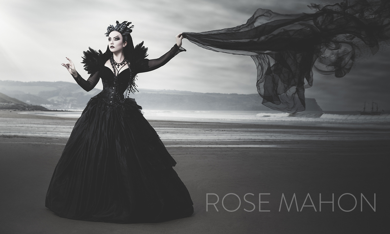 Lady Amaranth by Jamie Mahon
