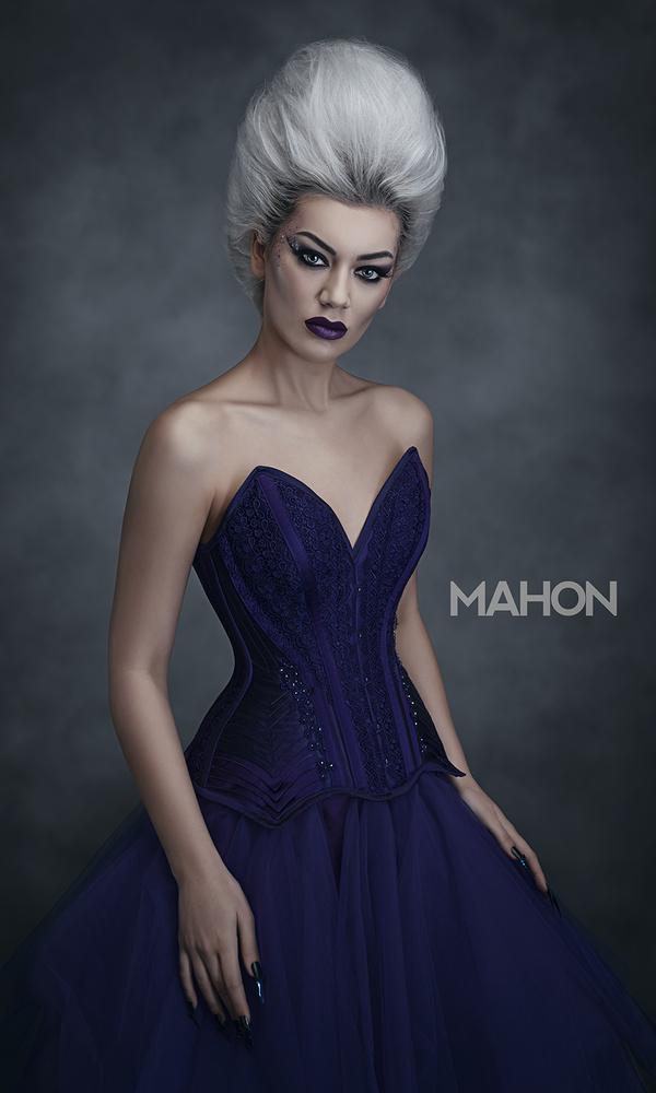 Ruth Willow - Purple by Jamie Mahon