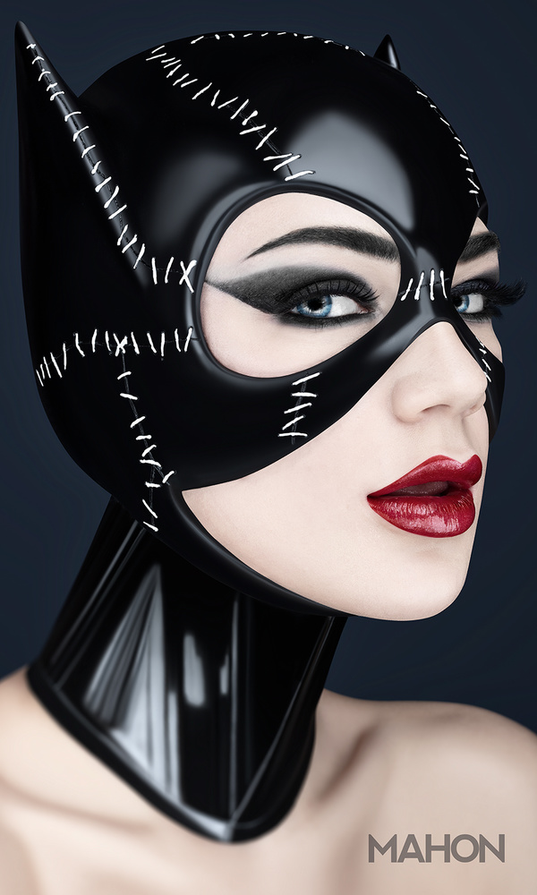 Ruth Willow - Catwoman by Jamie Mahon