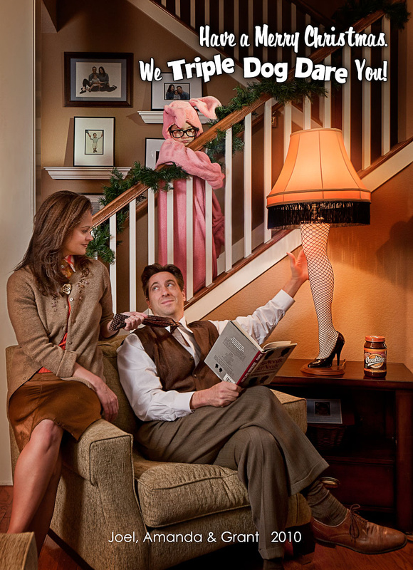 The Leg Lamp by Eric Doggett