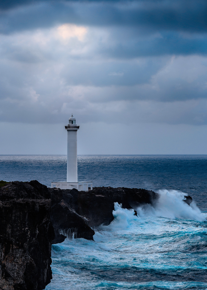 The Lighthouse by Jordan McChesney